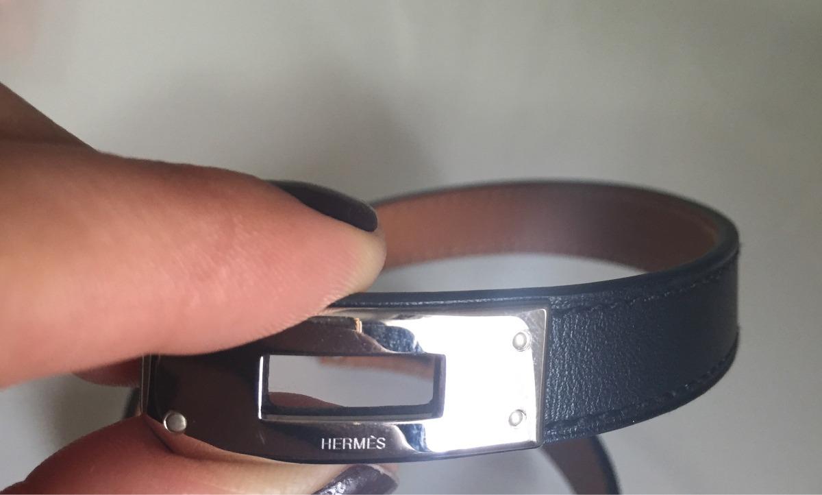 6f85947bd6d bracelete pulseira hermes original. Carregando zoom.