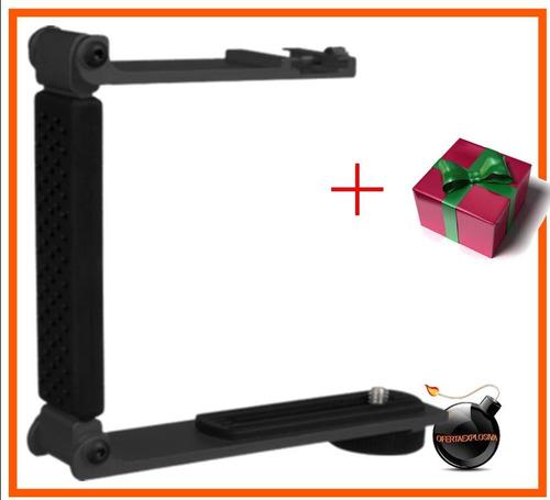 bracket universal mini-portatil aluminio resistente ligero