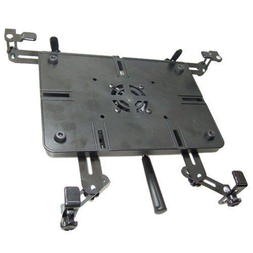 bracketron universal vehículo laptop monte
