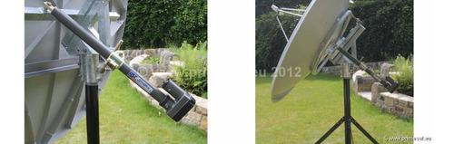 braço atuador p/ antenas rastreáveis 24 pol.