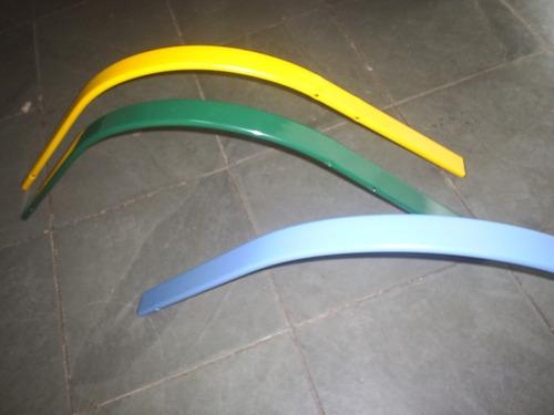 braço de poltrona colorido