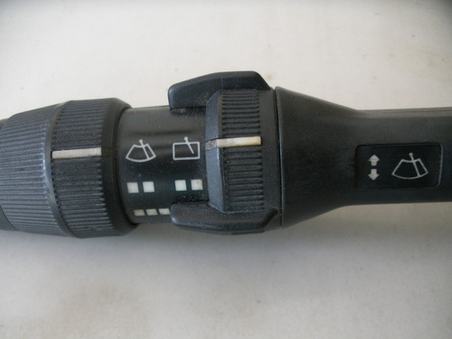 braço do comando limpador e farol fiat tipo com air bag