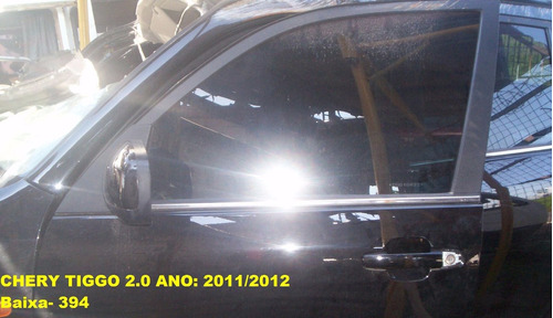 braço / haste limpador para-brisa tiggo chery 2012