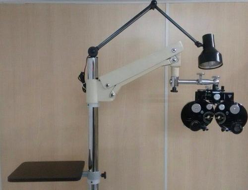 braço pantográfico p/ coluna para greens