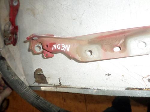 braço suporte capô lado esquerdo chrysler neon 1.8 / 2.0 16v