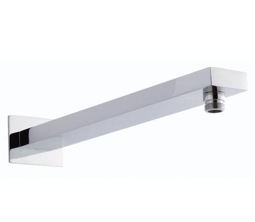 Bra o suporte de chuveiro ducha led cromado quadrado r for Led para ducha