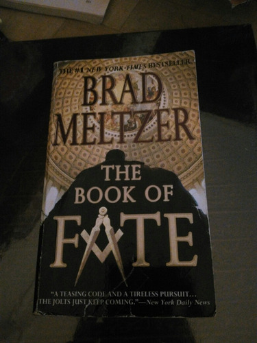 brad meltzer the book of fate en ingles