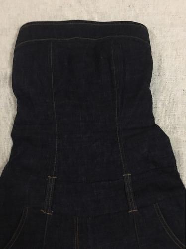 braga corta jean de dama talla s ( usada una vez)