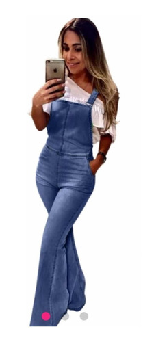 braga jeans elegante bota ancha original