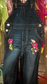 eb09561237 Braga Para Bebe De Jeans Para Niña Epk Talla.23.y18 Meses