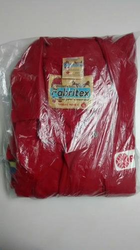 bragas ignifugas pdvsa (nomex ) color rojo