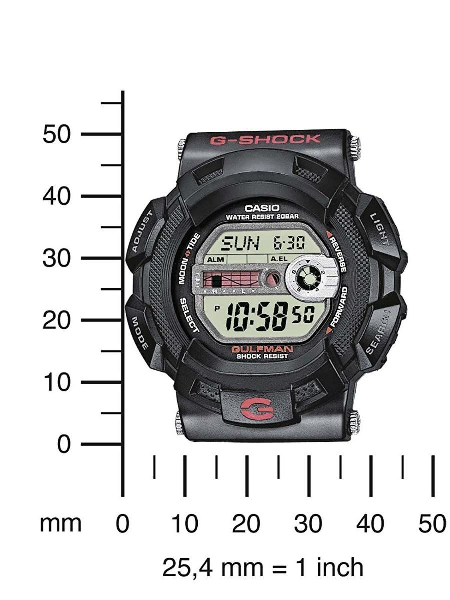 G Shock 1 Reloj Brago Casio 9100 nwP80OkX