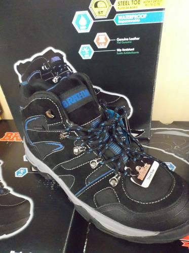 brahma botas con puntera de acero seguridad industrial