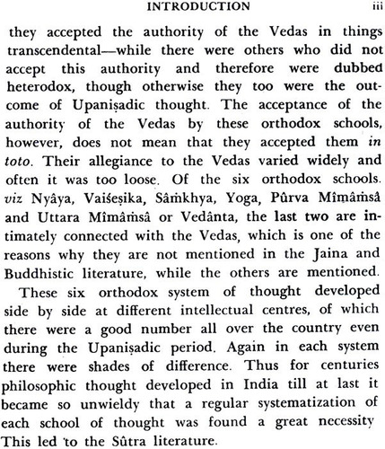 brahma sutras according to sankara translated english yoga