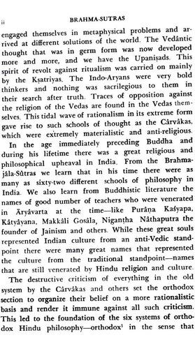 brahma sutras according to sankara translated english yoga