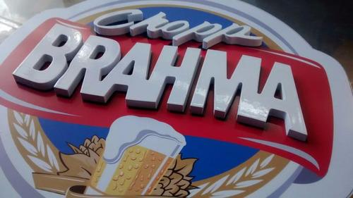 brahma_quadro decorativo_acm_adesivado 40x40 cm