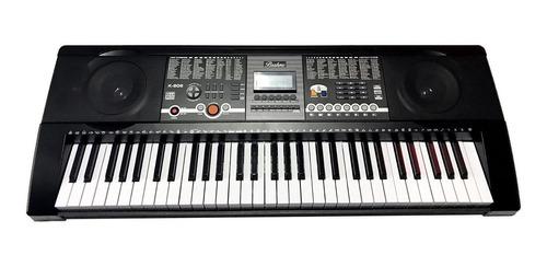 brahms k906 teclado sensitivo 5 octavas tecla completa
