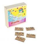 braille - dominó braille + brinde