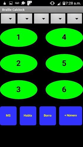 braille hands, dispositivo que se conecta con 5 apps android