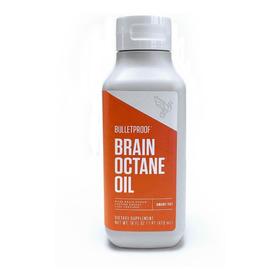 Brain Octane Oil - 473ml - Mct Oil - Bulletproof - Novo Pack