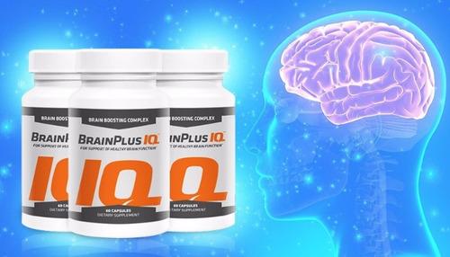 brain plus - memoria, concentración, capacidad intelectual.