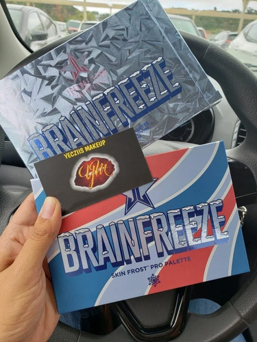 brainfreeze pro palette jeffree star iluminador original