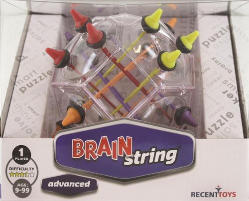 brainstring avanzada3d bloque de rompecabezas puzzle