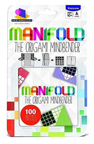 brainwright colector, origami el mind bender puzzle