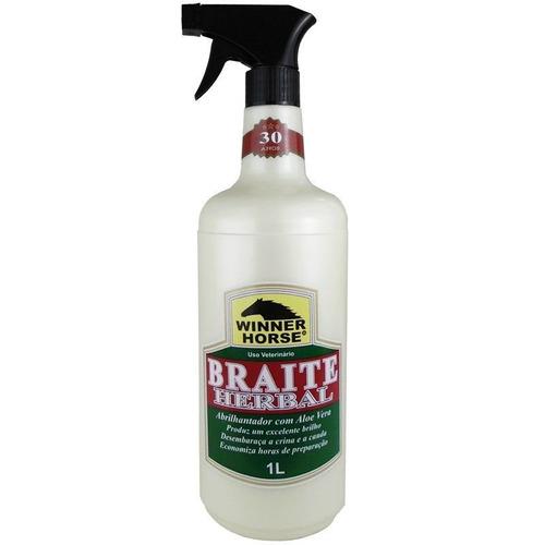 braite herbal abrilhantador com aplicador - 1 litro