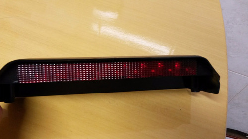 brake light luz de freio para fiat uno vivace 010 à 014