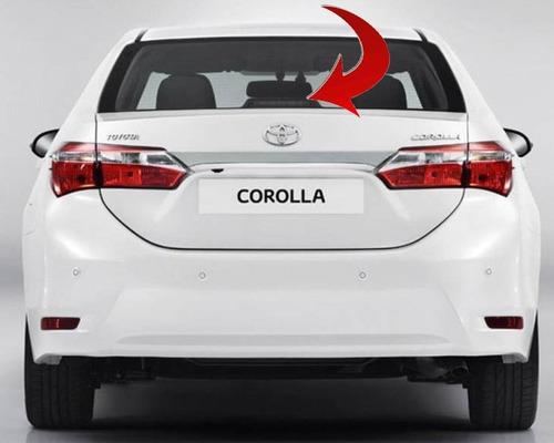 brake light traseiro corolla 2013/ novo original 8100633010