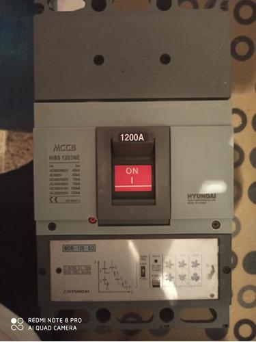 brakers de 1200 amp 95% nuevo sin uso