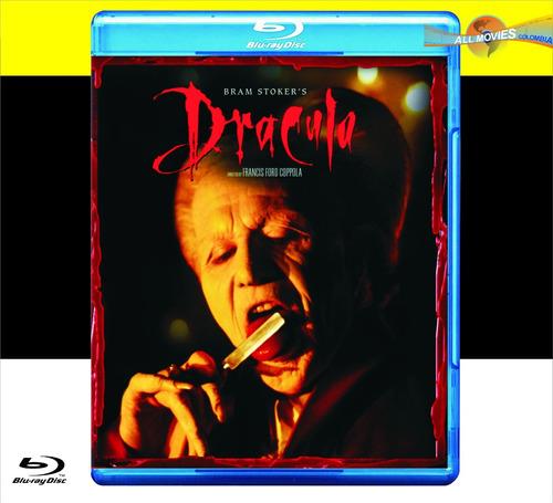bram stocker´s dracula + blu-ray original!!!