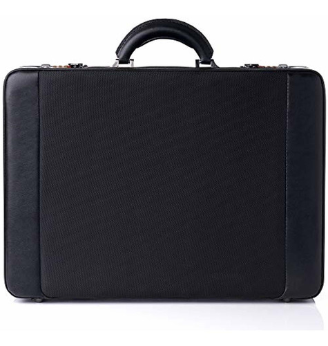 brand: alpine swiss expandable attache case
