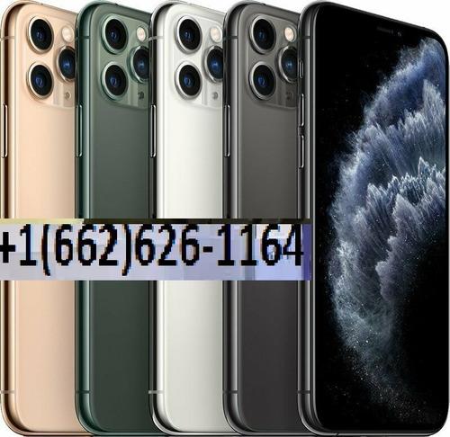 brand new apple iphone 11,11 pro ,11 pro max 256 ,512gb
