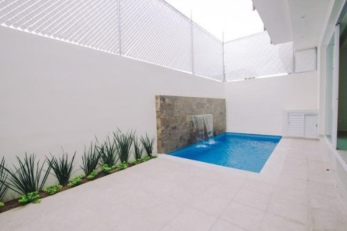 brand new house with pool in fluvial vallarta