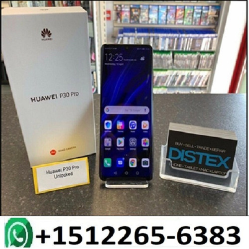 brand new huawei p30 pro smart phone