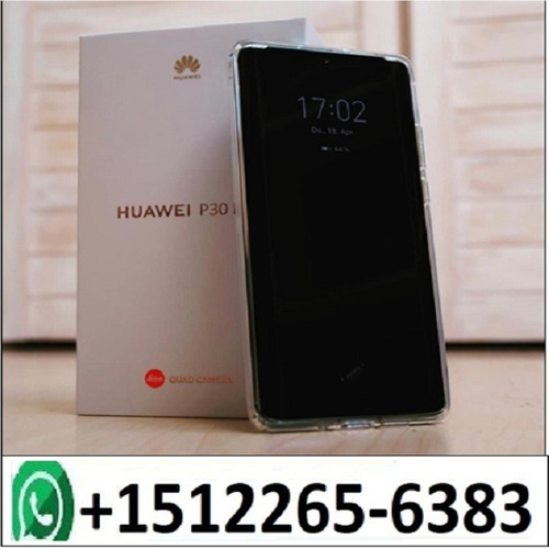brand new huawei p30 pro smart phone