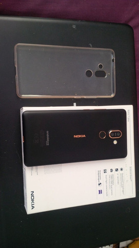 brand new nokia 7 plus 64gb