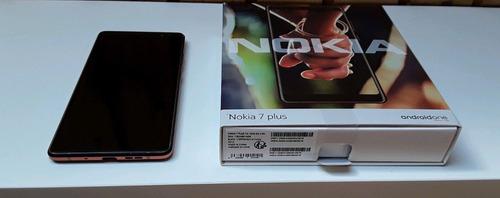 brand new nokia 7 plus 64gb