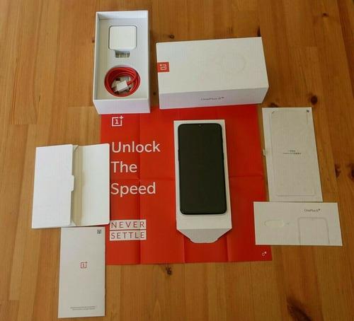 brand new oneplus 6t 128gb unbox