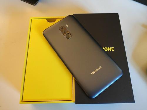 brand new xiaomi pocophone f1 128gb unbox