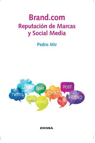 brand.com: reputación de marcas y social media(libro humanas