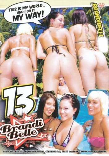 brandi belle # 13 ( sexo grupal ) bikinis sexys en la playa