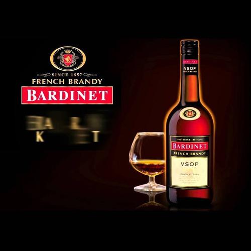 brandy bardinet napoleon vsop 700ml origen frances