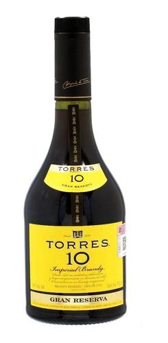 brandy torres 10 años 700 ml