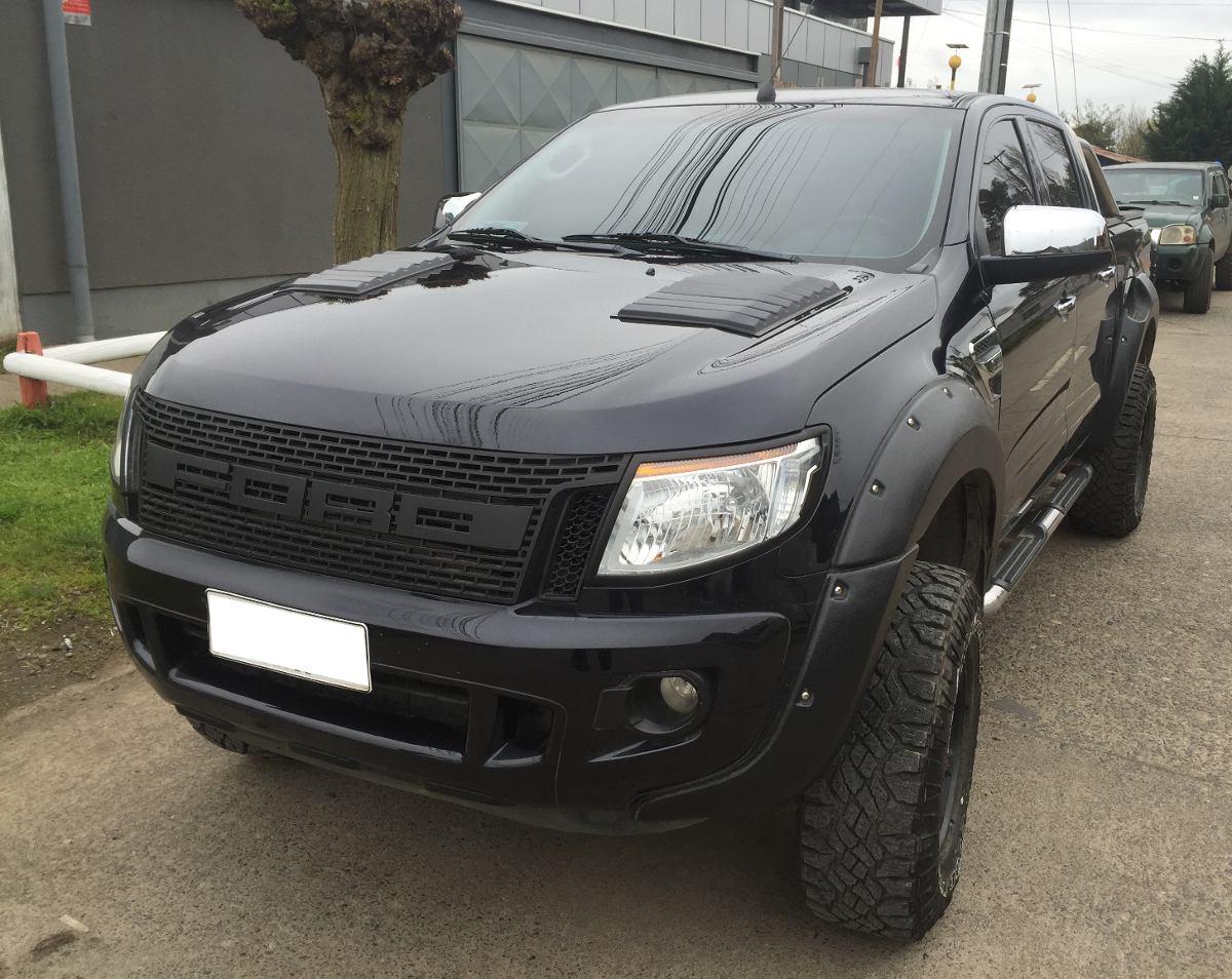 Branquias Tomas De Aire Ford Ranger Raptor 33 000 En