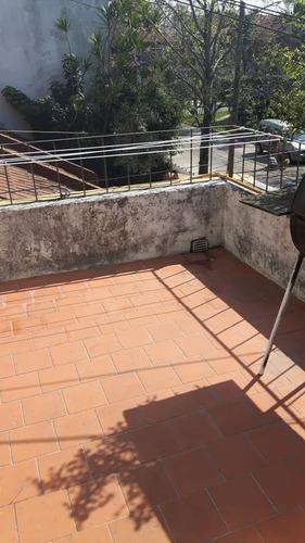 bras neves. ph en planta alta 3 amb. con balcón terraza