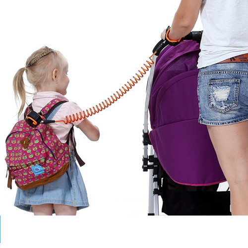 brasalete calidad correa arnés seguridad antiperdida niños