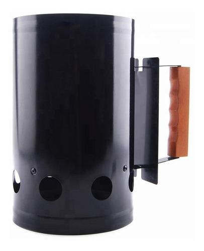 brasero de hierro brasas rápidas ideal asador parrilla